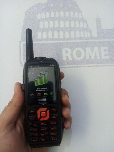 Hope S15  Qiymət - 65 AZN  Power Bank 10.000 mAh  3 sim kartlı  Kamer