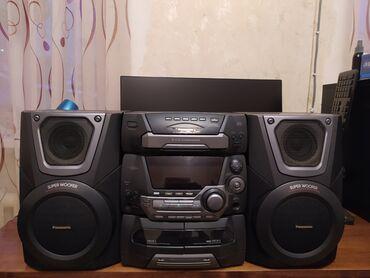 Продаю муз.центр Panasonic SA-AK25.В хорошем состоянии!Работает радио