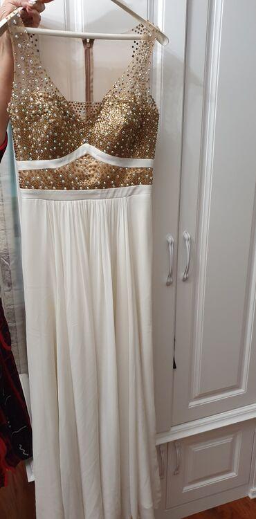 стрейч пленка бишкек in Кыргызстан | ПЛАТЬЯ: Продаю красивейшее платье. Одевалось только один раз (кыз узатуу) 40