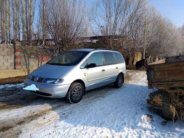 volkswagen beetle a5 в Кыргызстан: Volkswagen Sharan 2 л. 2000 | 111111 км