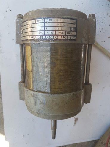 El.motor od kalolifera 380V 1000W 1400 o/min - Priboj