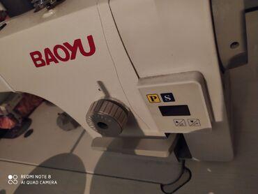 моторы для швейных машин в Кыргызстан: Продается швейная машинка Baoyu В хорошем состоянии безшумный без