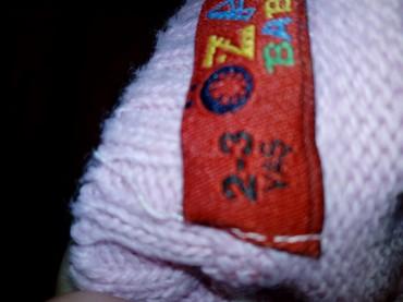 Džemper za devojcice za 2/3 godine - Pozarevac - slika 6
