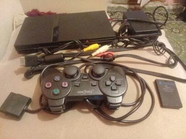 Bakı şəhərində PlayStation 2