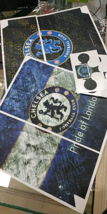 Виниловые  наклейки для  PS4     в Бишкек