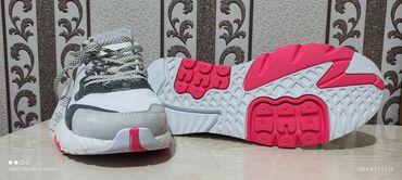 Личные вещи - Бостери: Adidas nite jogger очень стильные кросовки размер 41.С доставкой можем