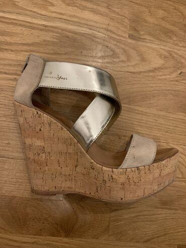 Sandale su original brenda Tosca Blu u broju 38. Kombinacija bez i
