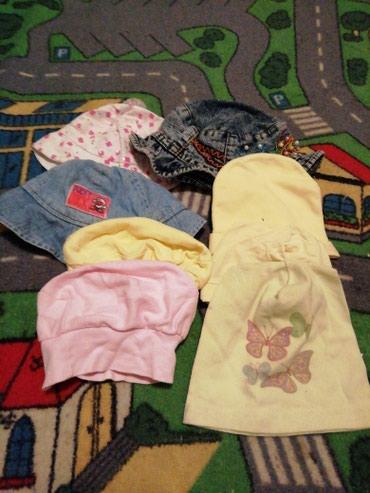 Strikane kape - Srbija: Kape za bebe