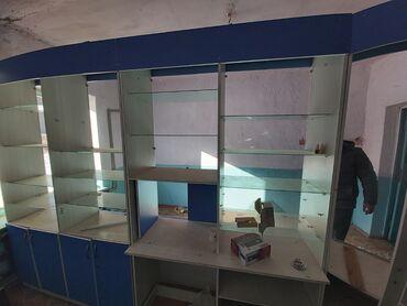 Услуги - Нарын: Продаётся витрины для продуктовой и телефонной продукции