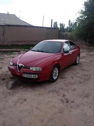 alfa romeo 155 17 mt в Кыргызстан: Alfa Romeo 1.9 л. 2001