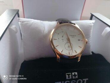 Личные вещи - Сокулук: Золотистые Мужские Наручные часы Tissot