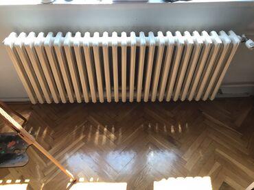 Radijator - Srbija: 5 radijatora. Ukupno 69 rebara + 3 hertz regulatora sa ventilima