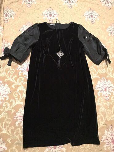 нарядные платья на свадьбу в Кыргызстан: Нарядное женское платье 48 размер  НОВОЕ! Производство: Турция  Отличн