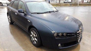 Alfa-romeo-spider-3-2-at - Srbija: Alfa Romeo desno krilo Originalni polovni delovi 147-156-GT-159 Kaludj