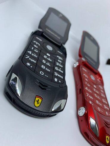 бу авто в кредит без первоначального взноса бишкек в Кыргызстан: Машина-телефон Ferrari