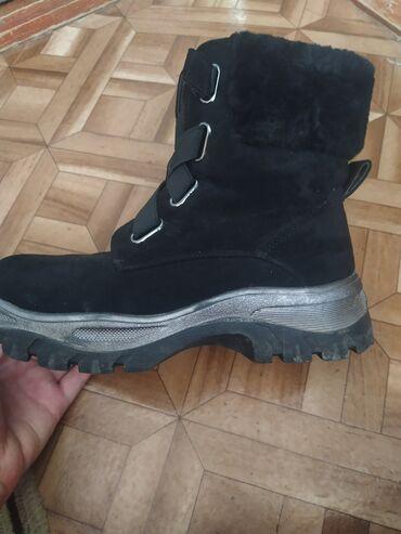 Ботинки - Кок-Ой: Зимняя женская обувь. Качество хорошее, носила максимум 1 месяц