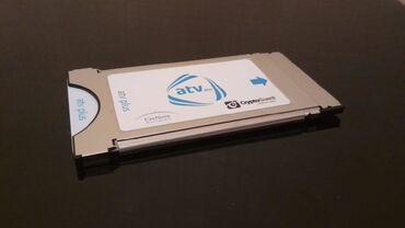 ATV Plus kartı satıram. Smart tv və ci modul dəstəkləyən televizorlar
