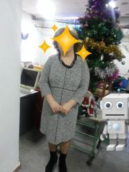 женское платье 56 размера в Кыргызстан: Продаю платье размер 54-56. В отличном состоянии. Одевала пару раз