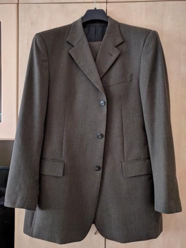 Muško zimsko odelo Profi style vel 104 sastav 45% vuna 55% pes. - Palic