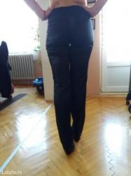 Satenske pantalone, s,m velicina, uske - Sokobanja