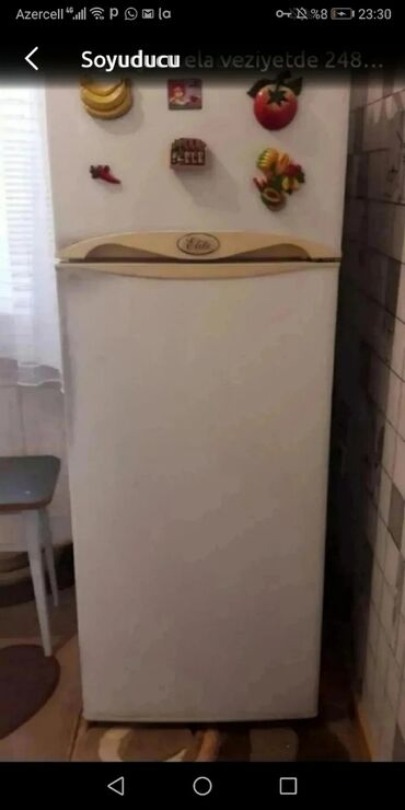 Soyuducu ustasi sumqayit - Азербайджан: Холодильник