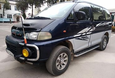 mitsubishi van в Кыргызстан: Mitsubishi Delica 2.7 л. 1997 | 200 км