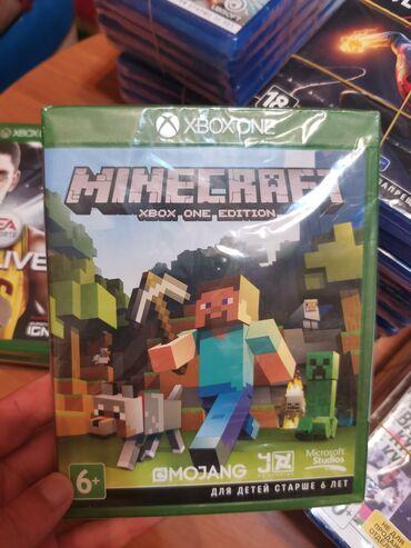one plus one - Azərbaycan: Xbox one minecraft