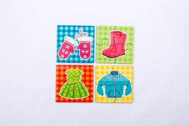 мусульманская одежда бишкек в Кыргызстан: Пазл для малышей, Одежда, 099106