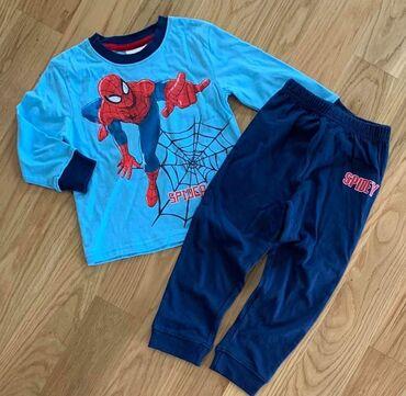 Paket odeće - Krusevac: Disney pidzama Spiderman Cena 1.390din Vel