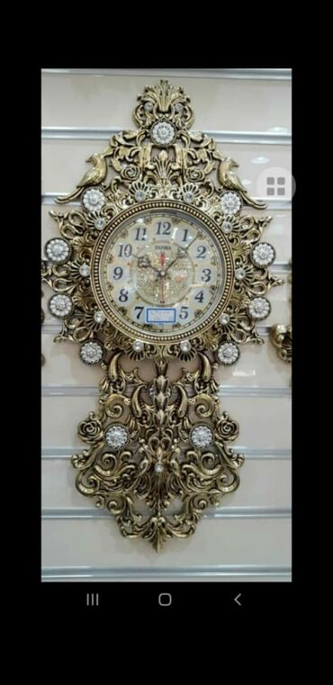 Антикварные часы - Азербайджан: Divar saati Başqa çeşidləri də var Rayonlara çatdirilma var