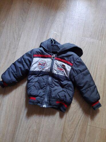 Zimske - Srbija: Zimska jaknica za bebca  Vel 1