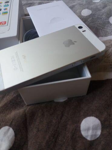 iphone-5-64-gb в Азербайджан: Salam telefon apple 5s 64gb tecili satılır