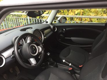 MINI COOPER D 1.6 PACK CHILI BV6 Year: 2007 Mileage: 83,048 - Athens