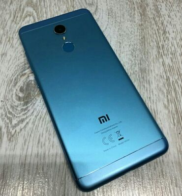 Б/у Xiaomi Redmi 5 Plus 32 ГБ Синий