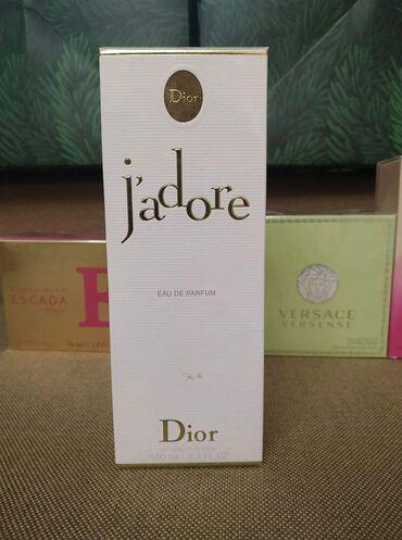 """- Azərbaycan: """"J'adore"""" Christian Dior"""