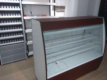 инверторы для солнечных батарей 56000 в Кыргызстан: Новый Холодильник-витрина холодильник