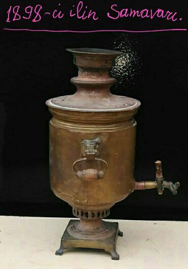 vozduxamer nedir - Azərbaycan: Salam aleykum Qedimi samavar satilir tecili 1898-ci ilin samavaridir b