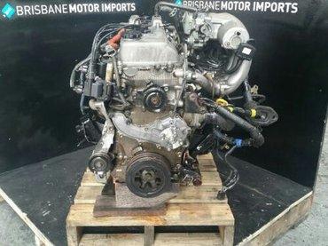 Контрактный двигатель Toyota 3rz-fe 2.7 в Бишкек