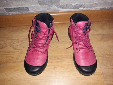 Dečija odeća i obuća - Rumenka: Cipele za devojčicu vel.35, U.G. 22cm. Cipele su za sve vremenske