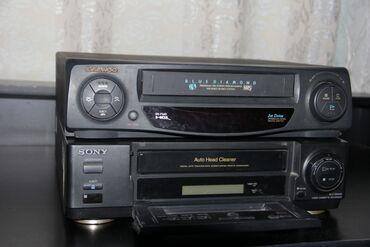 Электроника - Базар-Коргон: Продаю видеомагнитофоны Sony Dauwooи DVD Продаю 2 магнитофона. ПО 600