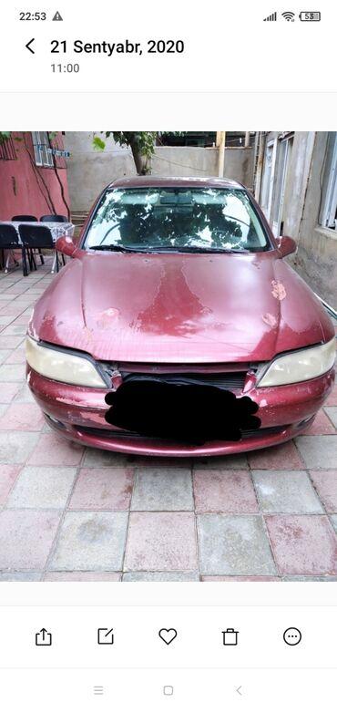Masin ucun monitor - Azərbaycan: Opel Vectra 1.8 l. 1999 | 332200 km
