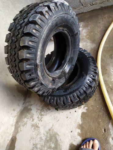 шины бу r16 в Кыргызстан: Продаю шины ( кара,кары) новые прошу 2000 за один шину