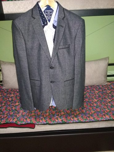Костюмы - Кок-Ой: Турецкий пиджак, новое размер 48 на рост 1,70 1,72