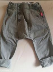 Dečije Farmerke i Pantalone | Svilajnac: Pamucne pantalone za bebe ( begi) vel 86