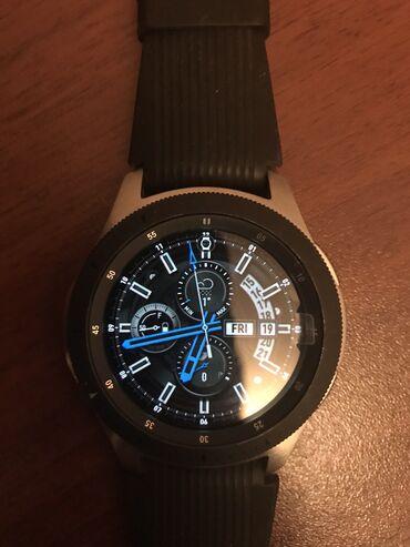 Samsung 8190 - Азербайджан: Tecili Samsung Galaxy Watch satilir. 2 ayin saatidi. Hec bir problemi