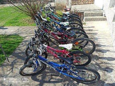 Bicikle - Srbija: Prodaja polovnih bicikli iz uvoza. Sve bicikle su kompletno sredjene i