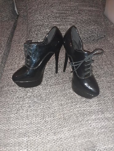 Crne elegantne cipele - Loznica