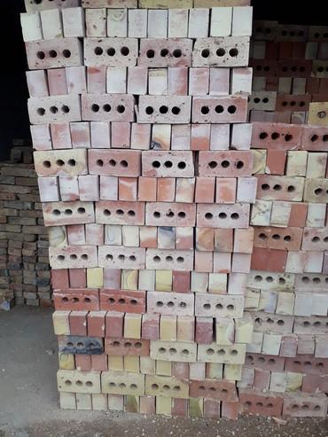 Продаю кирпичи полублок,таблетка,огнеупорные и бу с доставкой в Бишкек