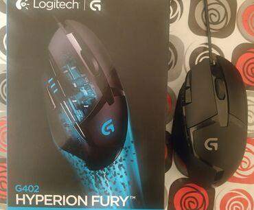satilan villalar - Azərbaycan: Logitech Hyperion Fury ®Yeni oyun mışkası satılır Logitech G402 ( Tam