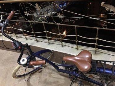 islenmis velosiped satisi - Azərbaycan: Velosiped İtalyadan gelib Tekerlerinin ışıqları ve qabağı yanırEla